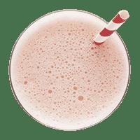 Ready-to-serve Strawberry Banana Shake
