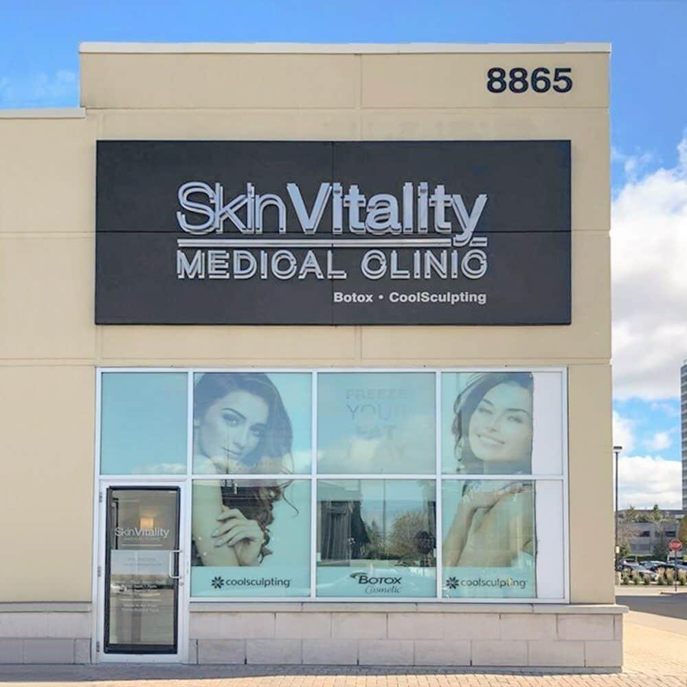 Skin Vitality Richmond Hill Street View