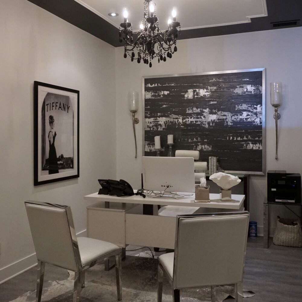 Skin Vitality Mississauga Consultation Room