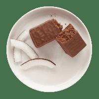 Chocolatey Coconut Protein Bar