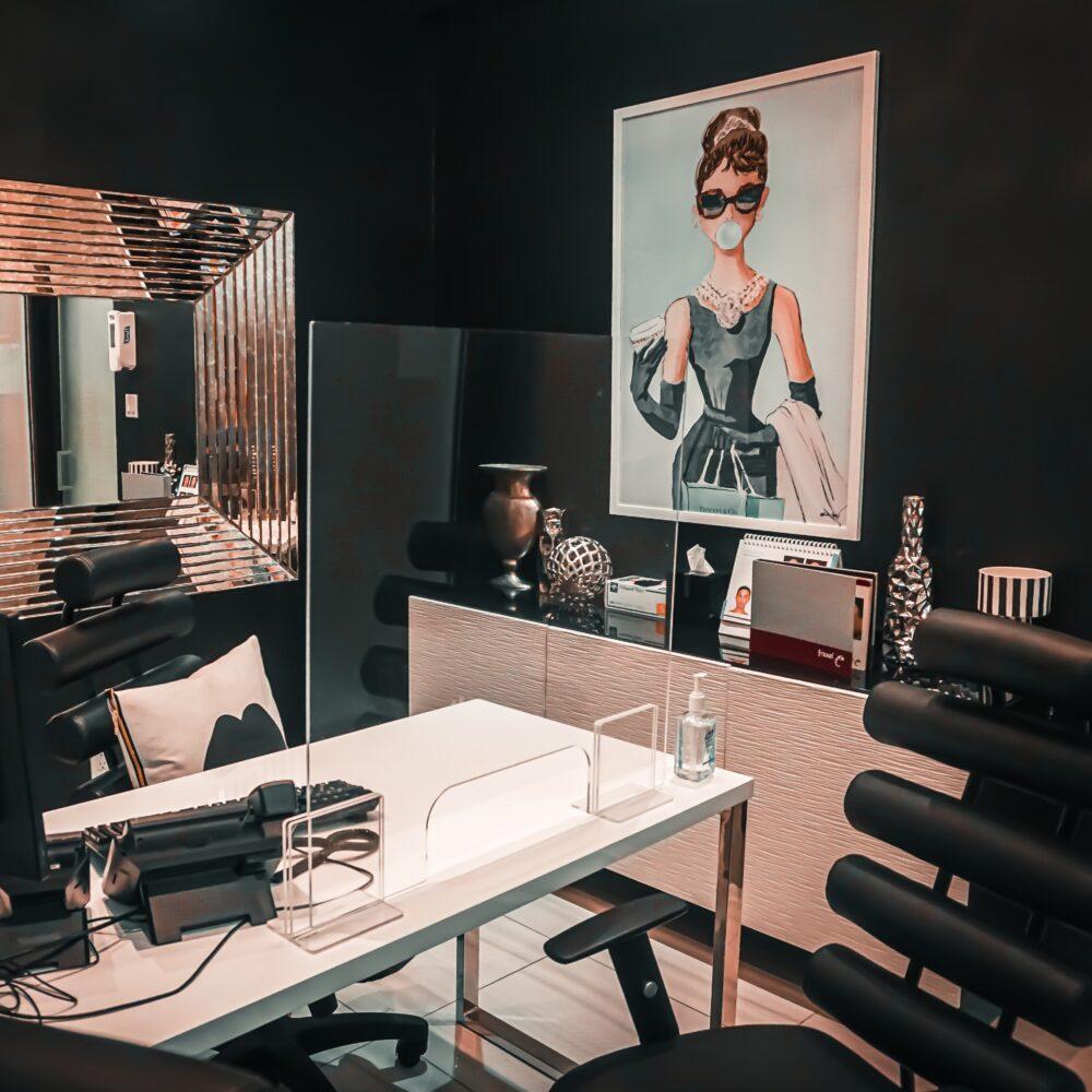 Skin Vitality Toronto Consultation Room
