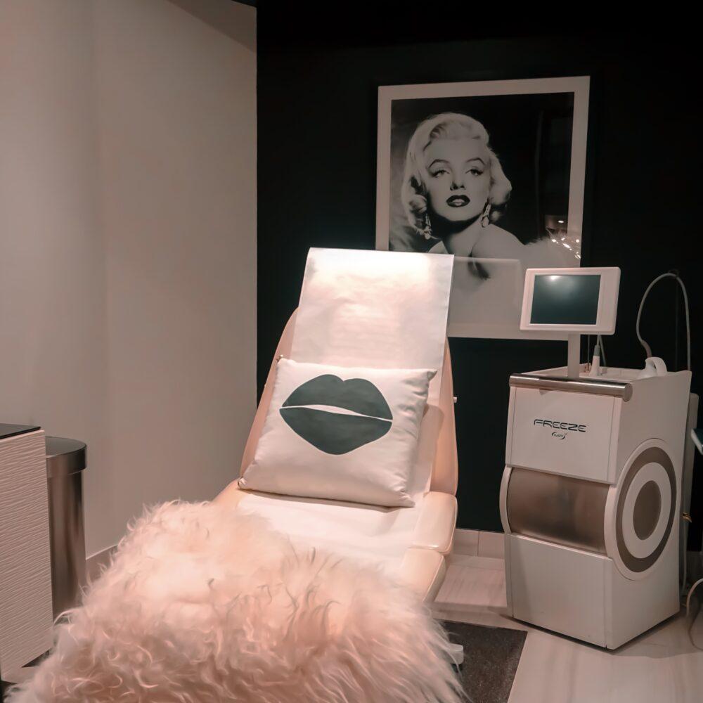 Skin Vitality Toronto Treatment Room