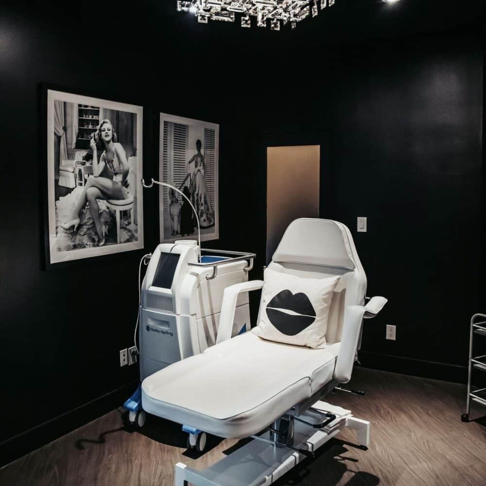 Skin Vitality Ajax Treatment Room