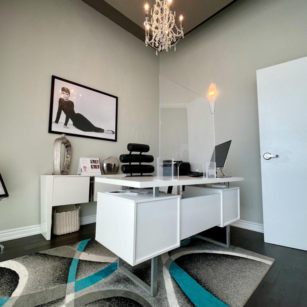 Skin Vitality Kitchener Consultation Room