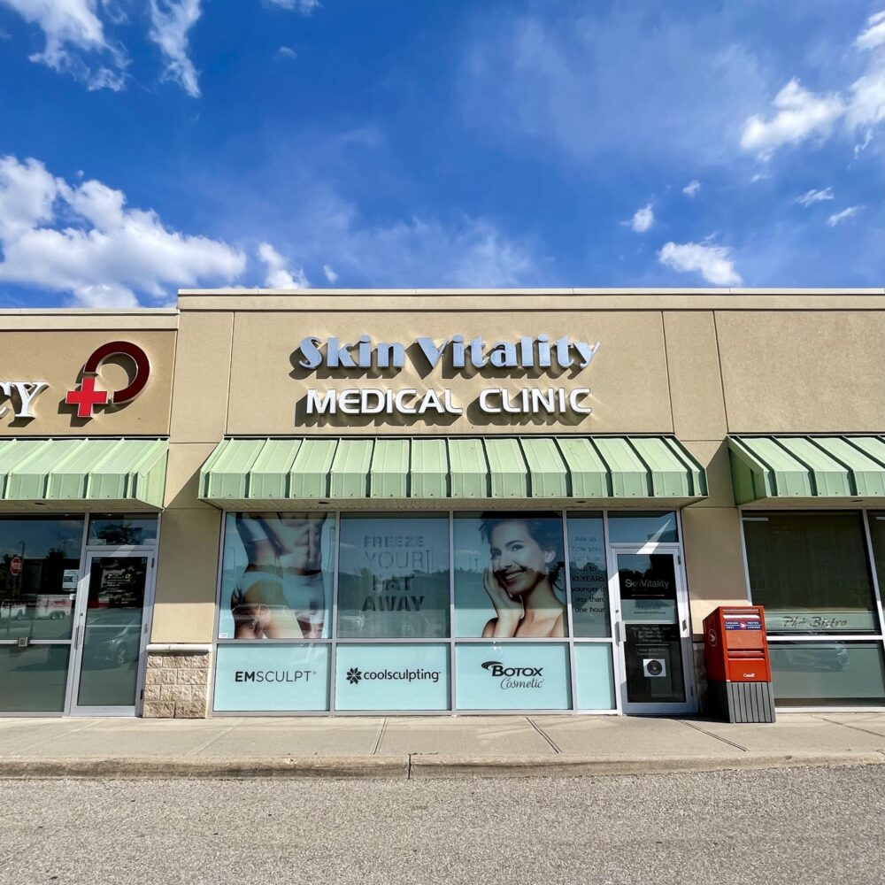 Skin Vitality Kitchener Street View