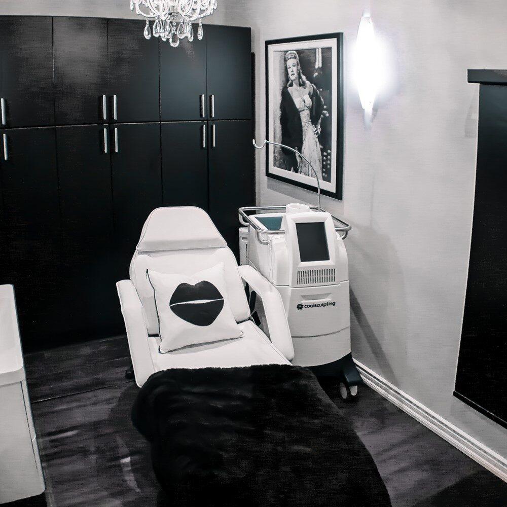 Skin Vitality Kitchener Treatment Room