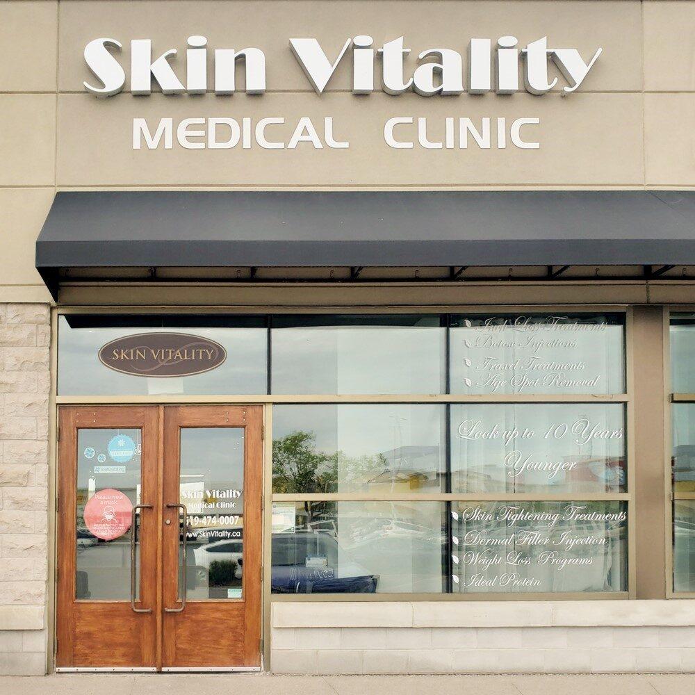 Skin Vitality London Street View