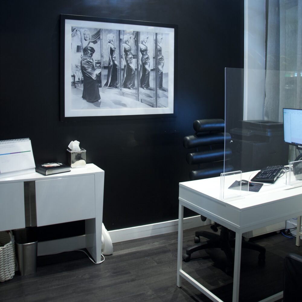Skin Vitality London Consultation Room