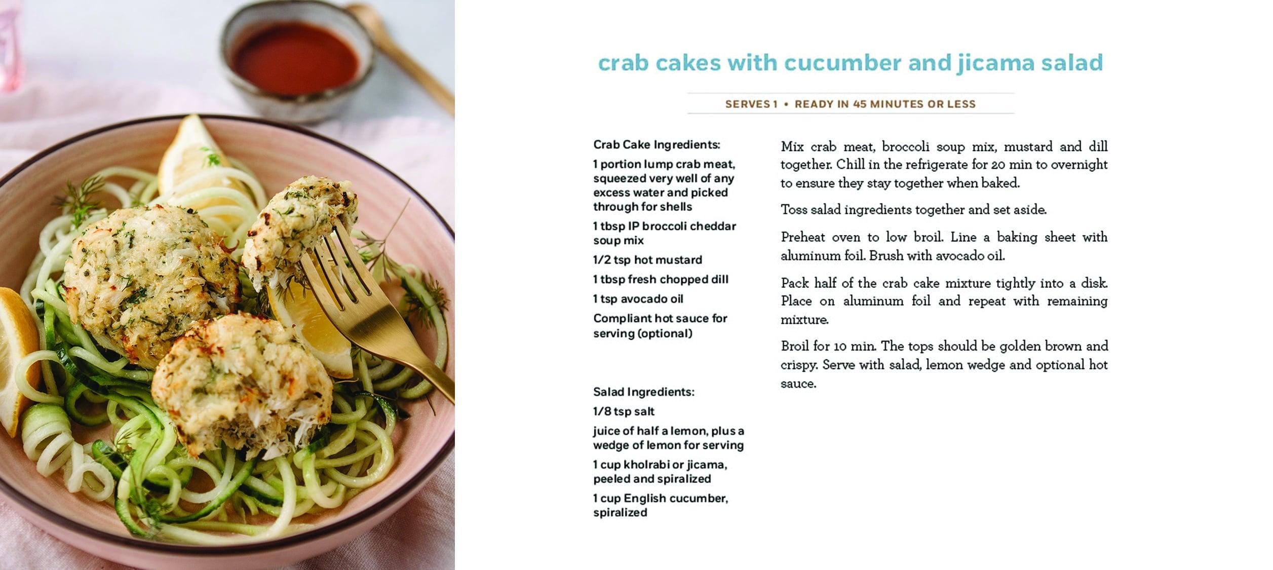 SM Recipe Post 6 - Crab Cakes